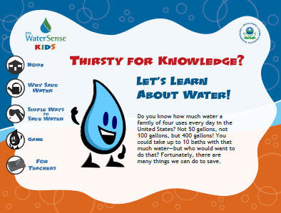 Bccurriculum licensed for non commercial use only water for How to save water in your house